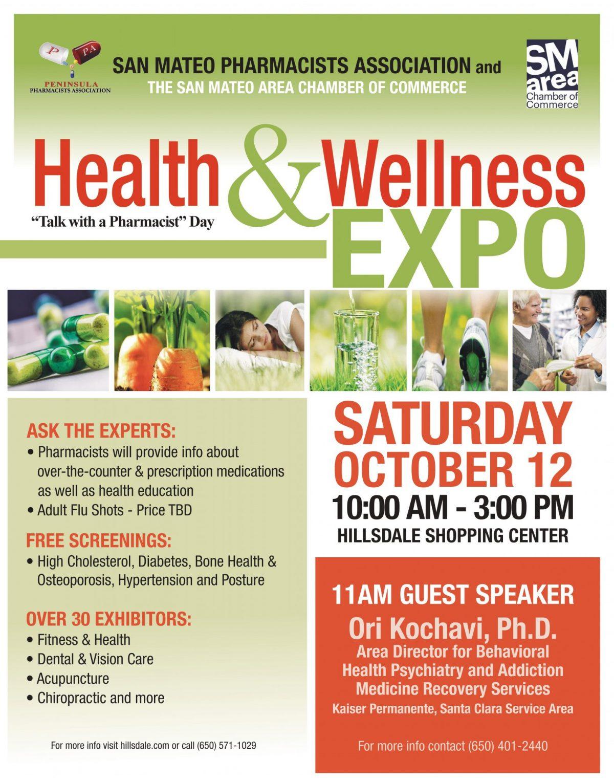 2019 Health & Wellness EXPO - Pg - 1