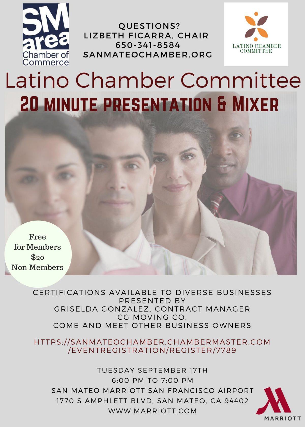 20190917 Latino Chamber Committee