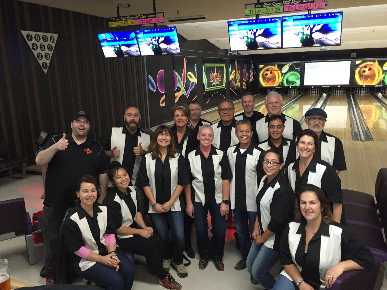 6th Annual Bowling for Business